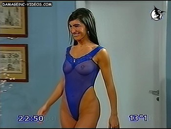Silvina Coacci hot body
