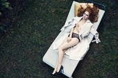 Topless de la sexy Amy Adams