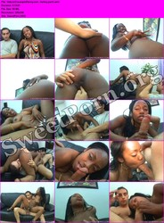 CreampieEbony.com CreampieEbony.com - Ashley part1 Thumbnail
